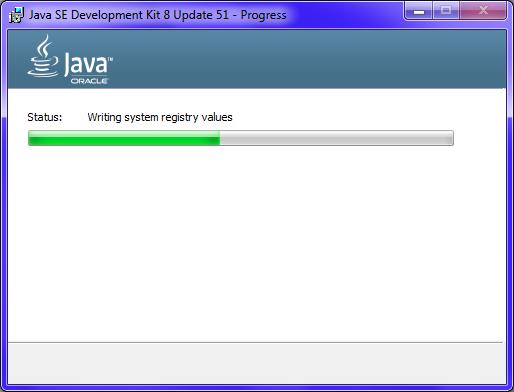 Omnet JDK Installation Step11