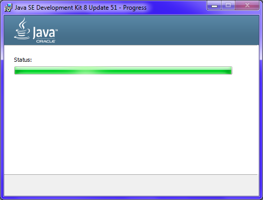 Omnet JDK Installation Step12