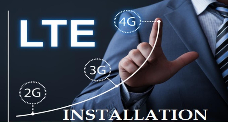 Omnet LTE Installation Step1