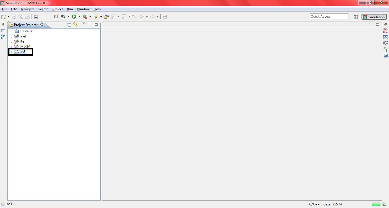 Omnet OS3 Installation Step12