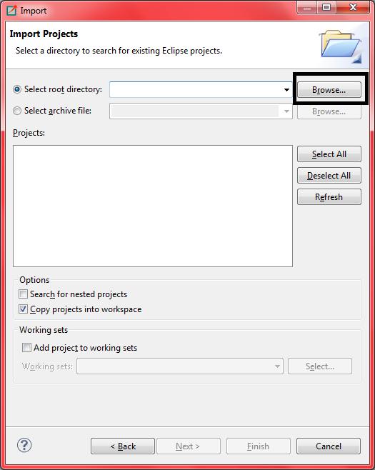Omnet OS3 Installation Step9