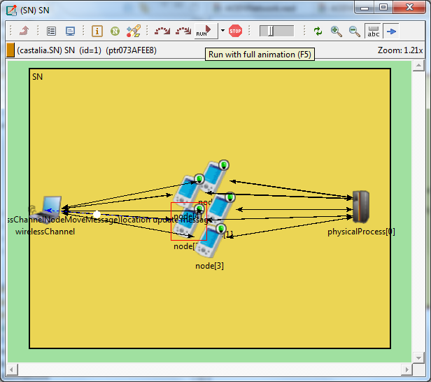castalia_using_omnet_projects