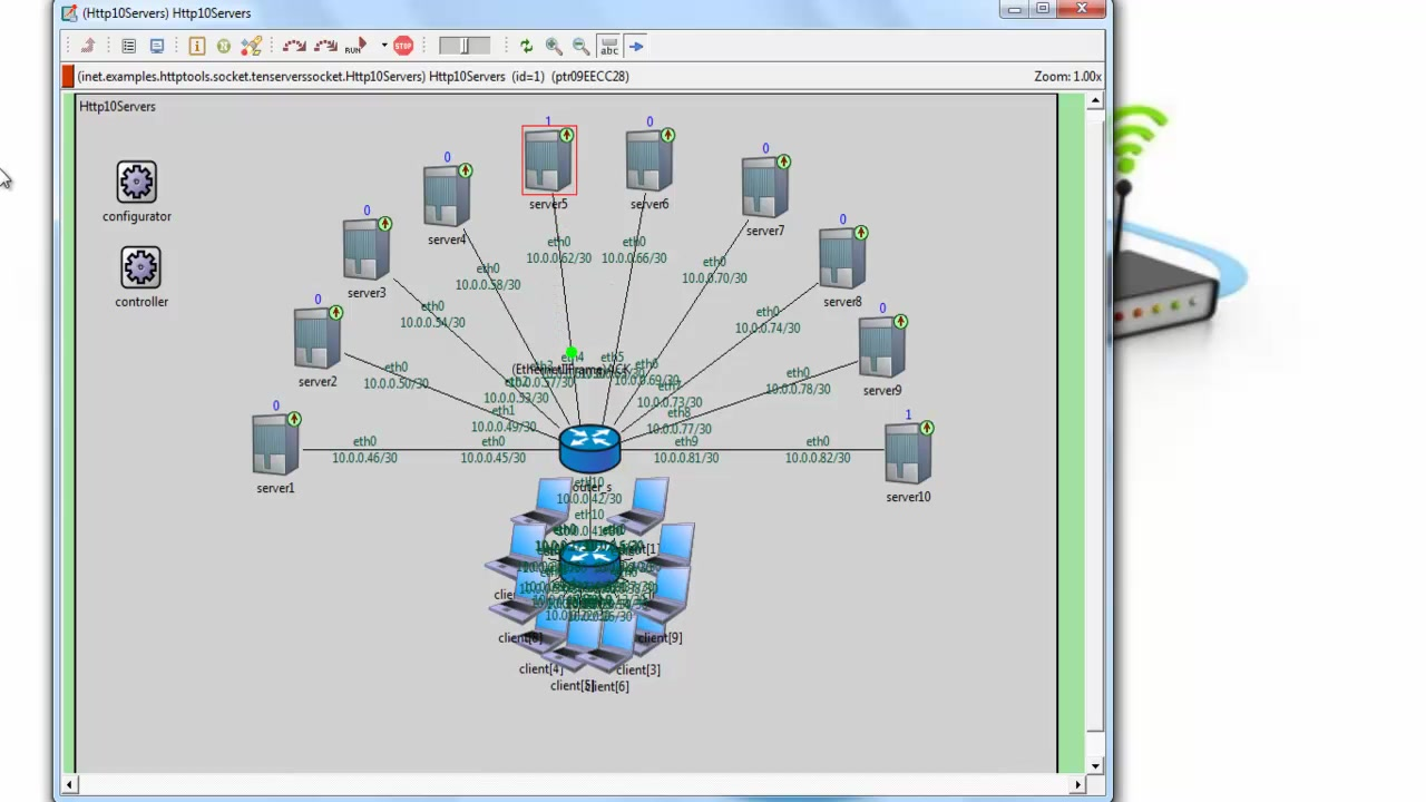 Protocols_using_omnet_projects